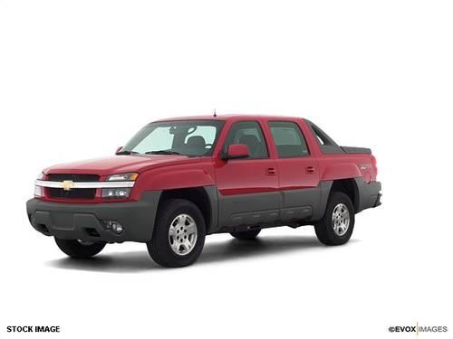 2002 chevrolet avalanche crew cab 4x4 1500 for sale in sparta michigan classified. Black Bedroom Furniture Sets. Home Design Ideas