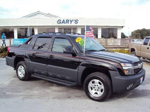 2002 chevrolet avalanche pickup truck z66 for sale in. Black Bedroom Furniture Sets. Home Design Ideas