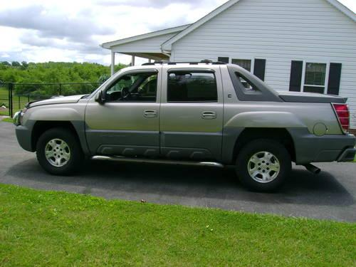 2002 chevrolet avalanche rare north face edition 4x4 for sale in staunton virginia classified. Black Bedroom Furniture Sets. Home Design Ideas