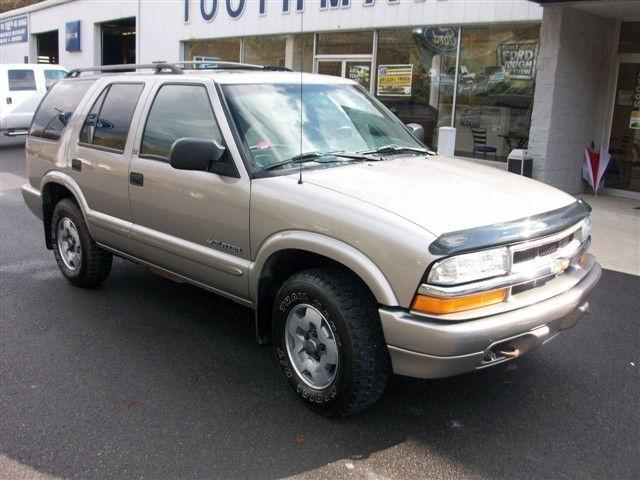2002 chevrolet blazer ls for sale in grafton west virginia classified. Black Bedroom Furniture Sets. Home Design Ideas
