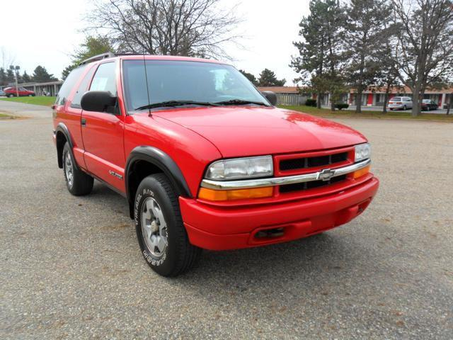 2002 chevrolet blazer ls for sale in lansing michigan classified. Black Bedroom Furniture Sets. Home Design Ideas
