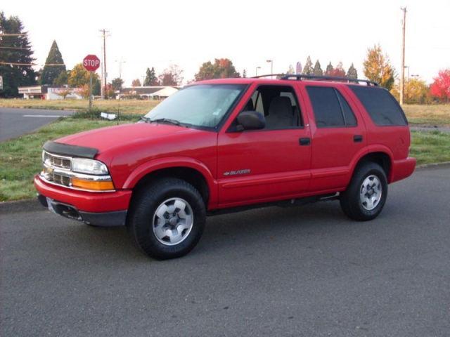 2002 Chevrolet Blazer LS for Sale in Salem Oregon