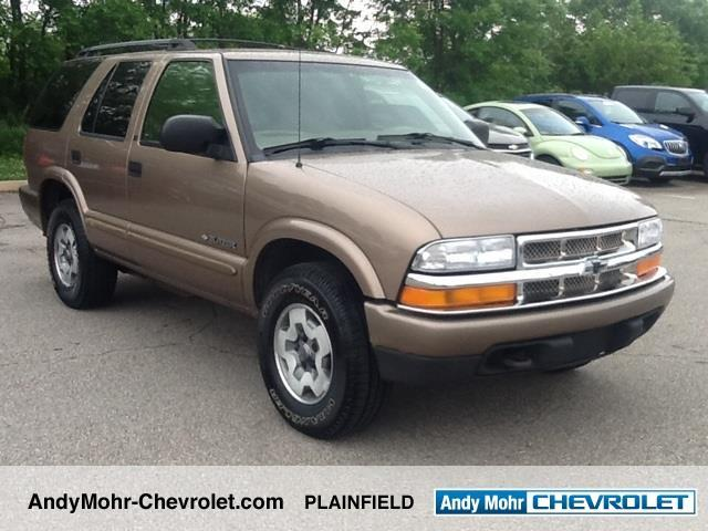 2002 chevrolet blazer ls ls 4wd 4dr suv for sale in cartersburg indiana classified. Black Bedroom Furniture Sets. Home Design Ideas
