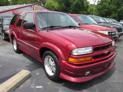 Columbus Auto Resale >> 2002 Chevrolet Blazer SUV Xtreme for Sale in Darbydale