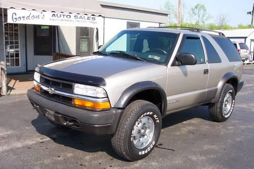 Chevy Blazer Zr2 For Sale In Pennsylvania Classifieds Buy And Sell
