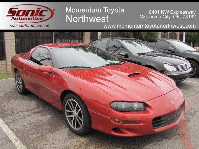 2002 Chevrolet Camaro For Sale In Oklahoma City Oklahoma