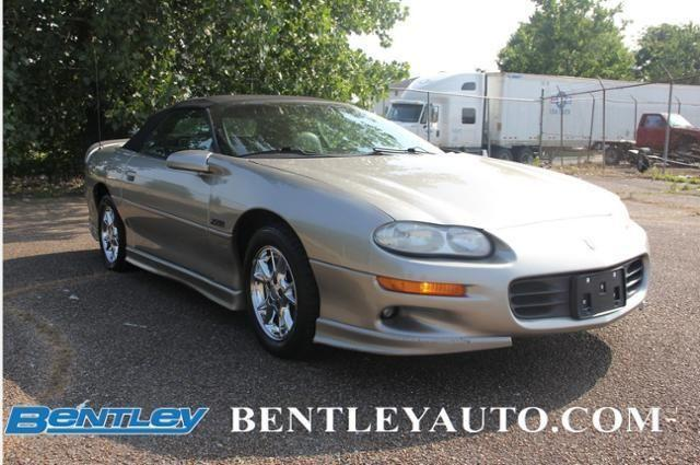 2002 Chevrolet Camaro Convertible Z28 For Sale In