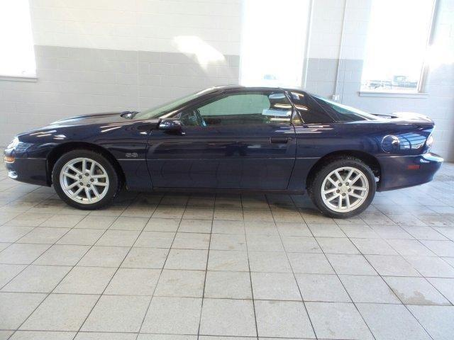 2002 chevrolet camaro coupe ss for sale in darbydale ohio classified. Black Bedroom Furniture Sets. Home Design Ideas
