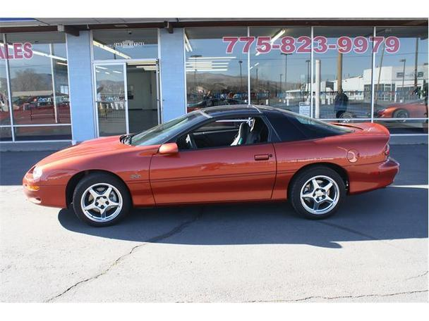 2002 Chevrolet Camaro Ss For Sale In Reno Nevada