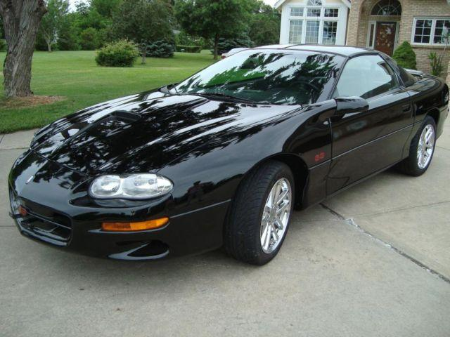 2002 chevrolet camaro z28 ss slp for sale in co bluffs iowa classified. Black Bedroom Furniture Sets. Home Design Ideas