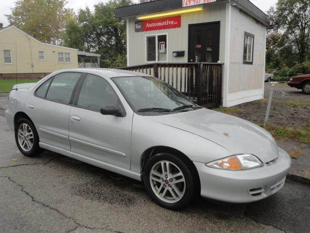 2002 chevrolet cavalier for sale in uniontown pennsylvania classified. Black Bedroom Furniture Sets. Home Design Ideas