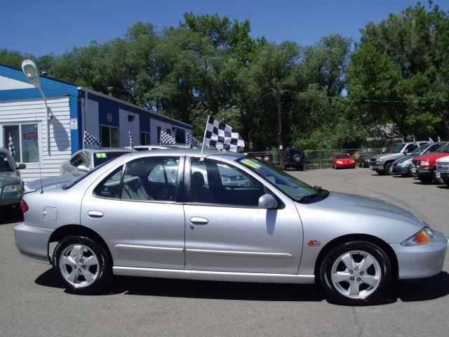 2002 Chevrolet Cavalier Z24 for Sale in Longmont, Colorado ...