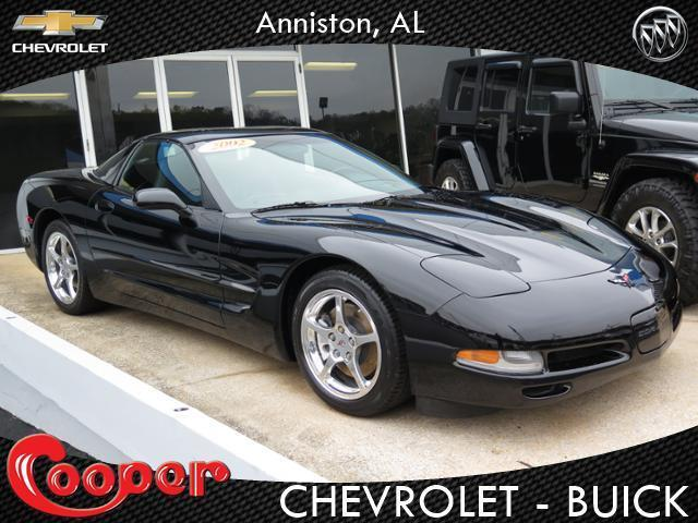 2002 Chevrolet Corvette Base 2dr Coupe