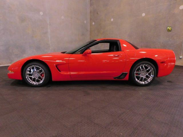 2002 Chevrolet Corvette Z06 #495TPA
