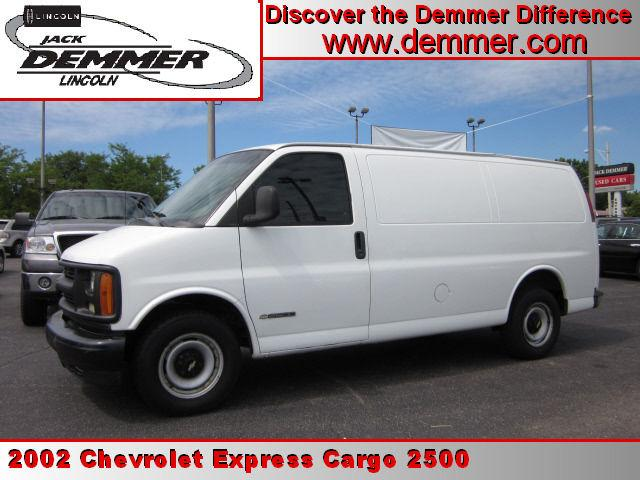 2002 Chevrolet Express 2500 Cargo For Sale In Dearborn