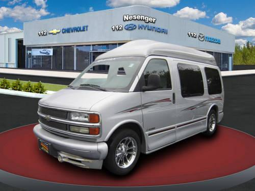 2002 Chevrolet Express Van 1500 135 U0026quot  Wb Base For Sale In Gordon Heights  New York Classified