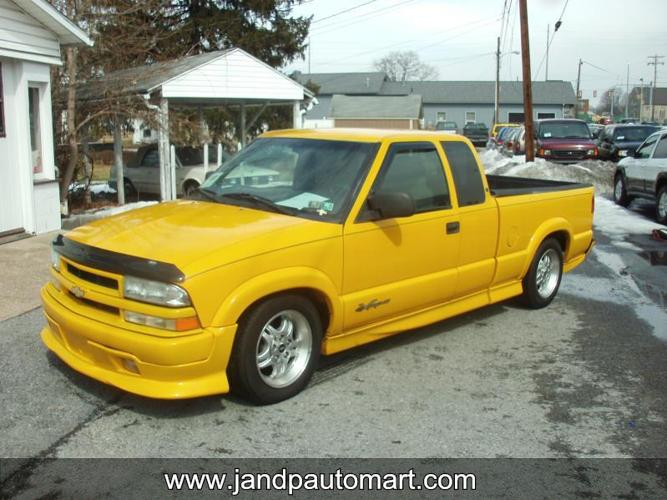 2002 CHEVROLET extreme 3dr LS Extended Cab SB