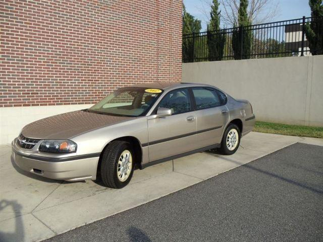2002 chevrolet impala for sale in cornelius north carolina classified. Black Bedroom Furniture Sets. Home Design Ideas
