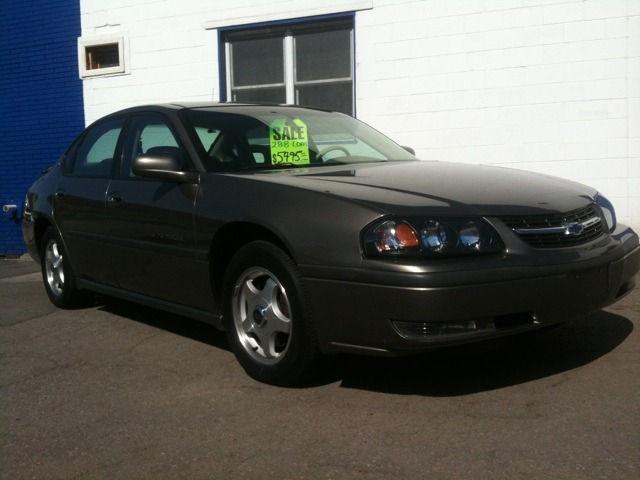 2002 chevrolet impala for sale in webster new york classified. Black Bedroom Furniture Sets. Home Design Ideas