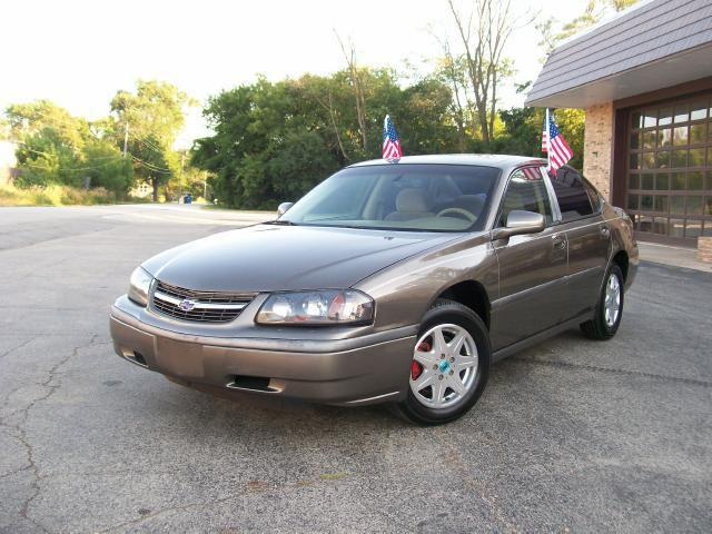 2002 chevrolet impala for sale in roselle illinois classified. Black Bedroom Furniture Sets. Home Design Ideas