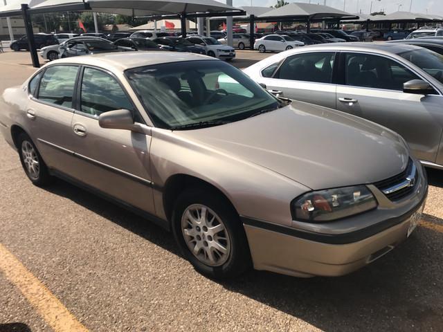2002 chevrolet impala base 4dr sedan for sale in lubbock texas classified. Black Bedroom Furniture Sets. Home Design Ideas