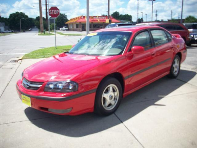 2002 chevrolet impala ls for sale in ames iowa classified. Cars Review. Best American Auto & Cars Review