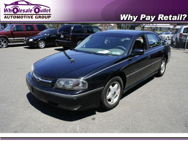 2002 chevrolet impala ls for sale in blackwood new jersey classified. Black Bedroom Furniture Sets. Home Design Ideas