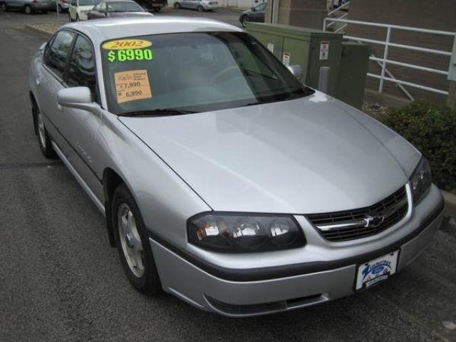 2002 chevrolet impala ls for sale in cedar rapids iowa classified. Black Bedroom Furniture Sets. Home Design Ideas