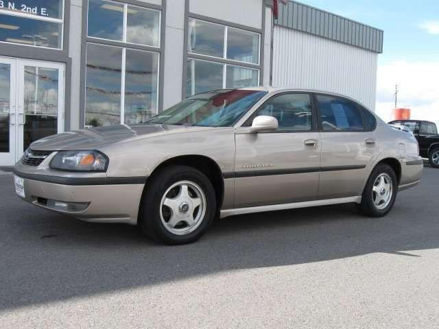 2002 chevrolet impala ls for sale in idaho falls idaho. Cars Review. Best American Auto & Cars Review