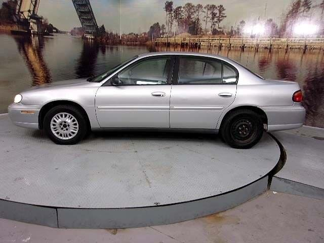2002 Chevrolet Malibu Base 4dr Sedan