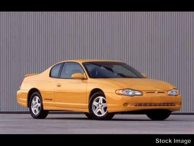 2002 chevrolet monte carlo ss for sale in plainwell michigan classified. Black Bedroom Furniture Sets. Home Design Ideas