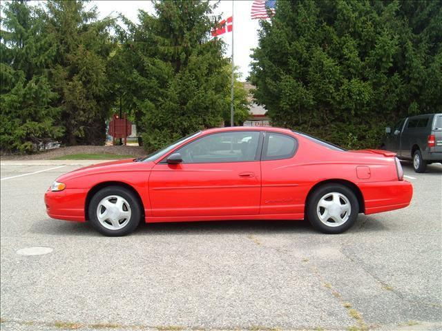 2002 chevrolet monte carlo ss for sale in greenville michigan classified. Black Bedroom Furniture Sets. Home Design Ideas