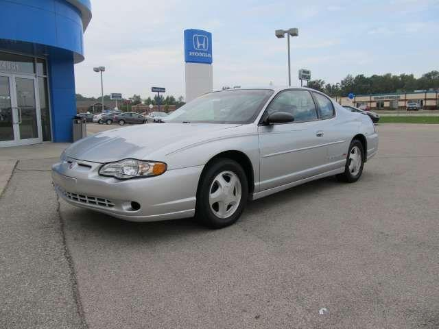 2002 chevrolet monte carlo ss for sale in muncie indiana classified. Black Bedroom Furniture Sets. Home Design Ideas