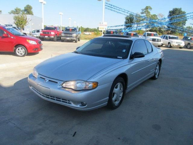 2002 chevrolet monte carlo ss for sale in texarkana texas. Black Bedroom Furniture Sets. Home Design Ideas