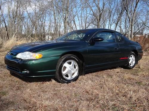 2002 chevrolet monte carlo ss for sale in collegeville. Black Bedroom Furniture Sets. Home Design Ideas