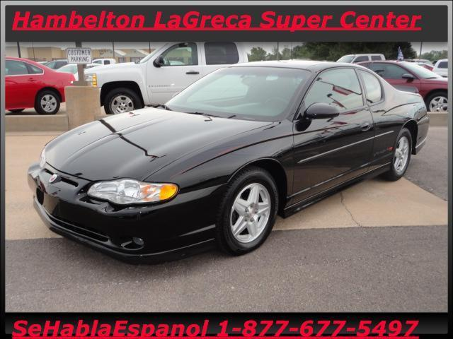 2002 chevrolet monte carlo ss for sale in derby kansas classified. Black Bedroom Furniture Sets. Home Design Ideas