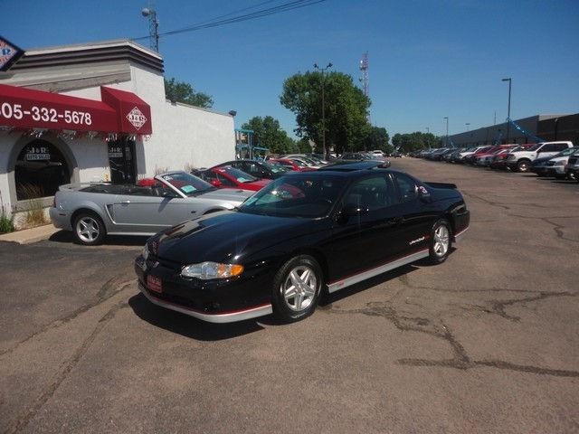 2002 chevrolet monte carlo ss for sale in sioux falls south dakota classified. Black Bedroom Furniture Sets. Home Design Ideas