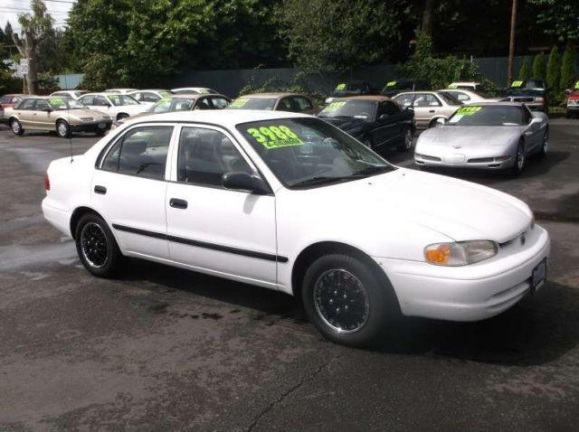 Bickmore Auto Sales >> 2002 Chevrolet Prizm 4 CYL for Sale in Portland, Oregon ...