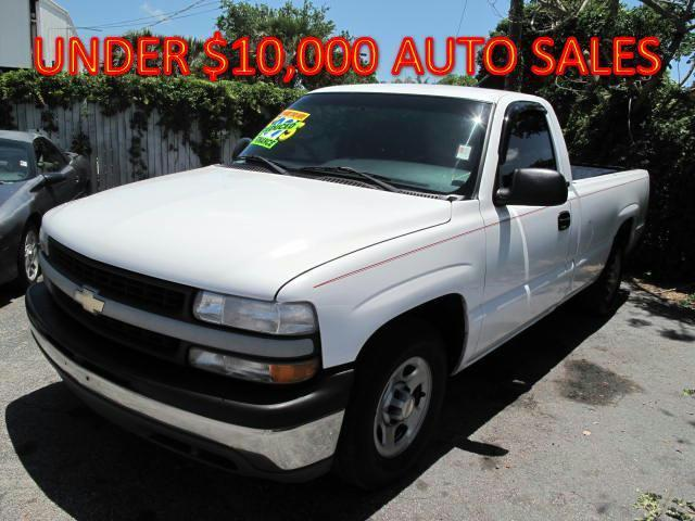 2002 chevrolet silverado 1500 for sale in west palm beach florida classified. Black Bedroom Furniture Sets. Home Design Ideas