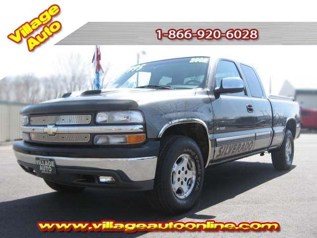 2002 chevrolet silverado 1500 ls for sale in pulaski wisconsin classified. Black Bedroom Furniture Sets. Home Design Ideas