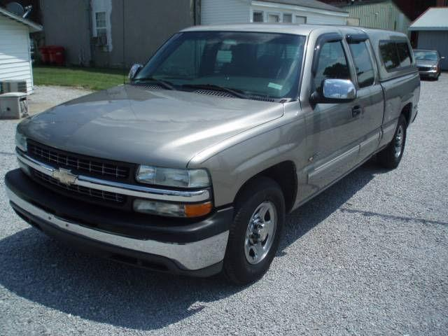 2002 chevrolet silverado 1500 ls for sale in cynthiana kentucky classified. Black Bedroom Furniture Sets. Home Design Ideas