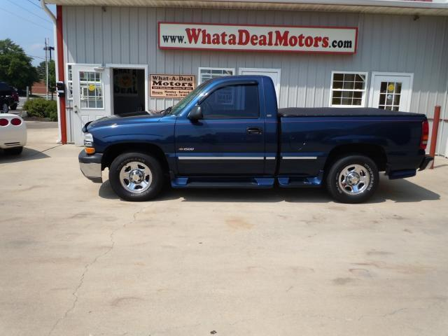 2002 chevrolet silverado 1500 ls for sale in kokomo indiana classified. Black Bedroom Furniture Sets. Home Design Ideas