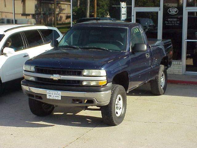 2002 chevrolet silverado 1500 ls for sale in eunice louisiana classified. Black Bedroom Furniture Sets. Home Design Ideas