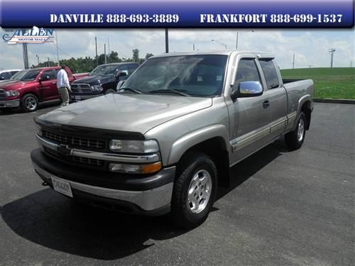 2002 chevrolet silverado 1500 truck for sale in danville kentucky classified. Black Bedroom Furniture Sets. Home Design Ideas