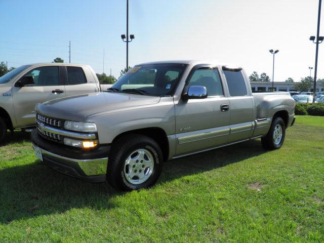 2002 Chevrolet Silverado 1500 for Sale in Dothan, Alabama ...