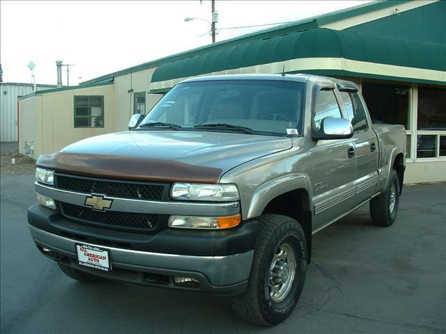 2002 chevrolet silverado 2500 h d for sale in missoula montana classified. Black Bedroom Furniture Sets. Home Design Ideas