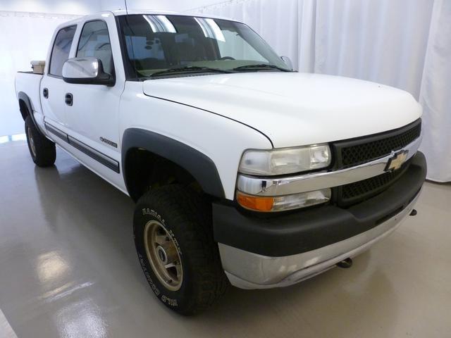 2002 Chevrolet Silverado 2500 H/D for Sale in Statesboro ...