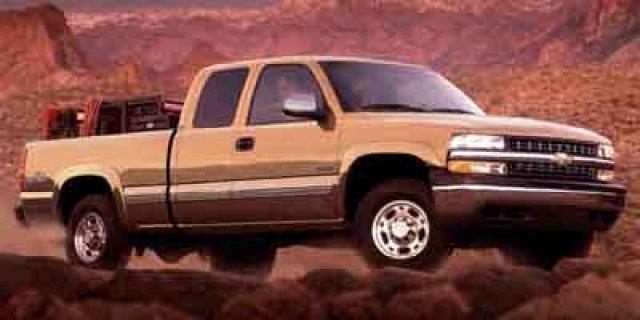 2002 Chevrolet Silverado 2500 LT 4dr Extended Cab LT