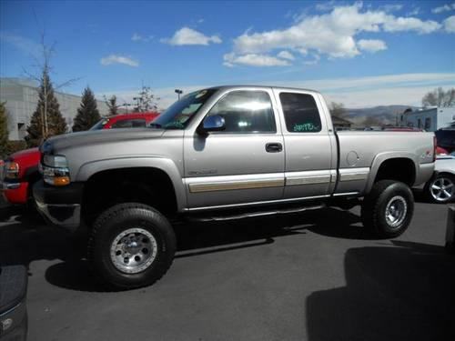 2002 Chevrolet Silverado 2500HD Extended Cab Pickup 4X4 LS for Sale in Reno, Nevada Classified ...