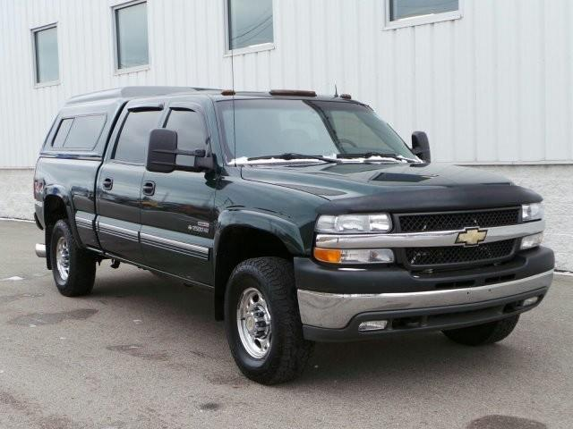 2002 chevrolet silverado 2500hd lt 4dr crew cab lt 4wd lb. Black Bedroom Furniture Sets. Home Design Ideas